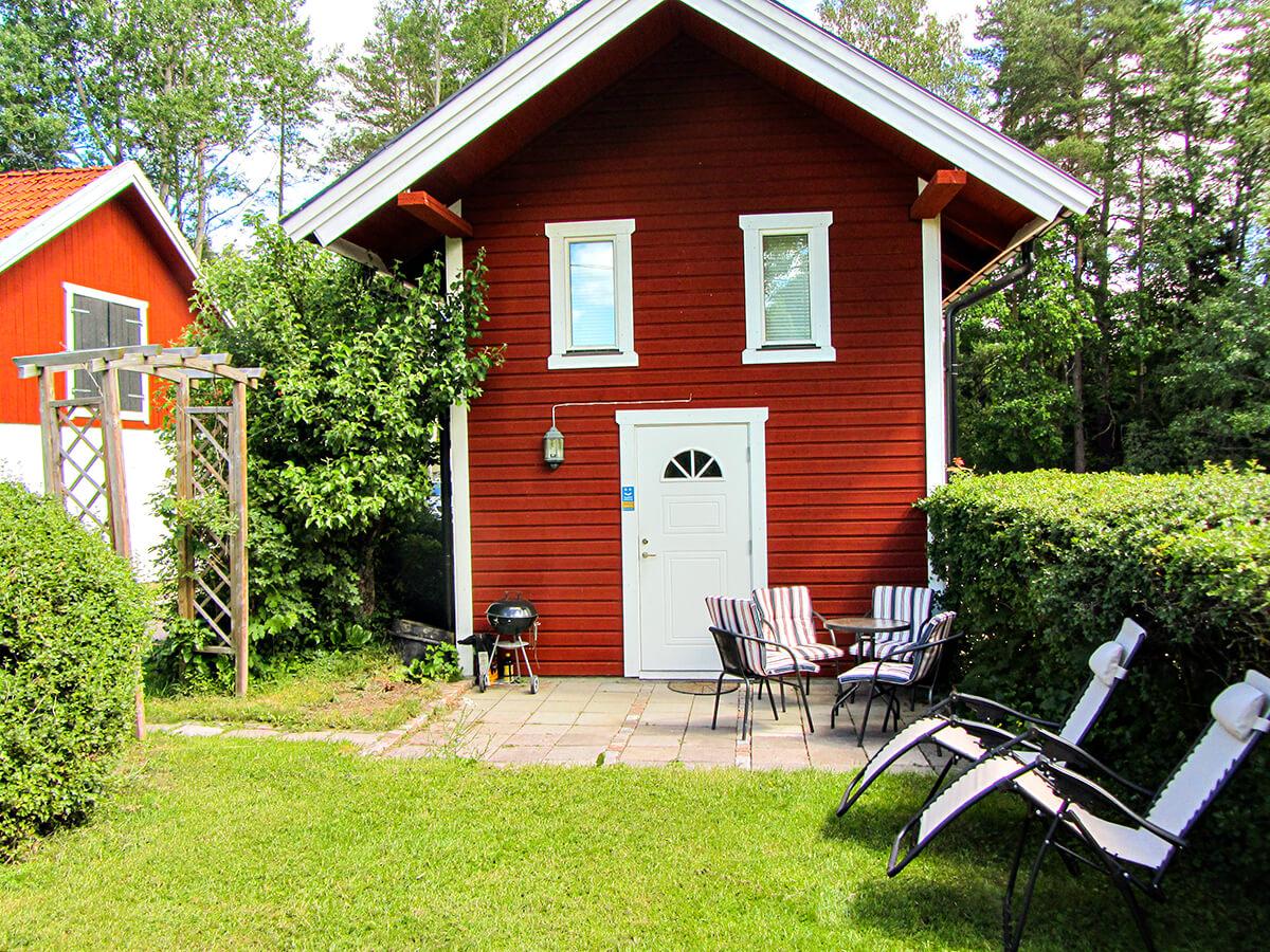 Rosenberg gård & stuga - The Little Cabbin