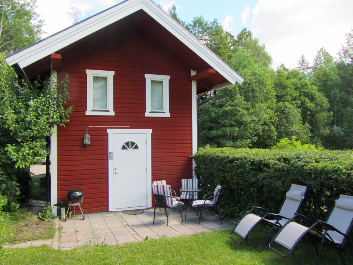 Rosenberg gård & stuga - The Small Cottage