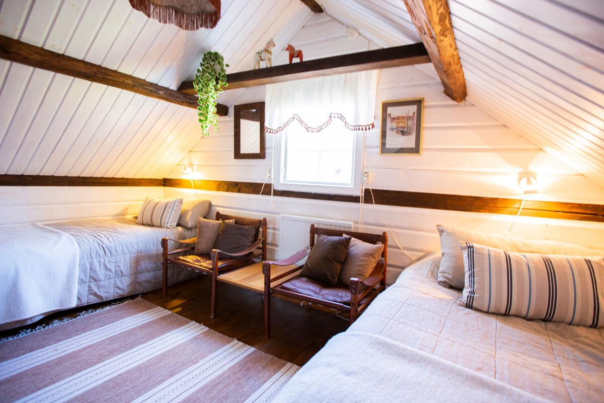 Rosenberg gård & stuga - The Large Cottage