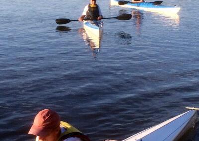 Paddla kanot/kajak i något av alla fina vatten i Sala.