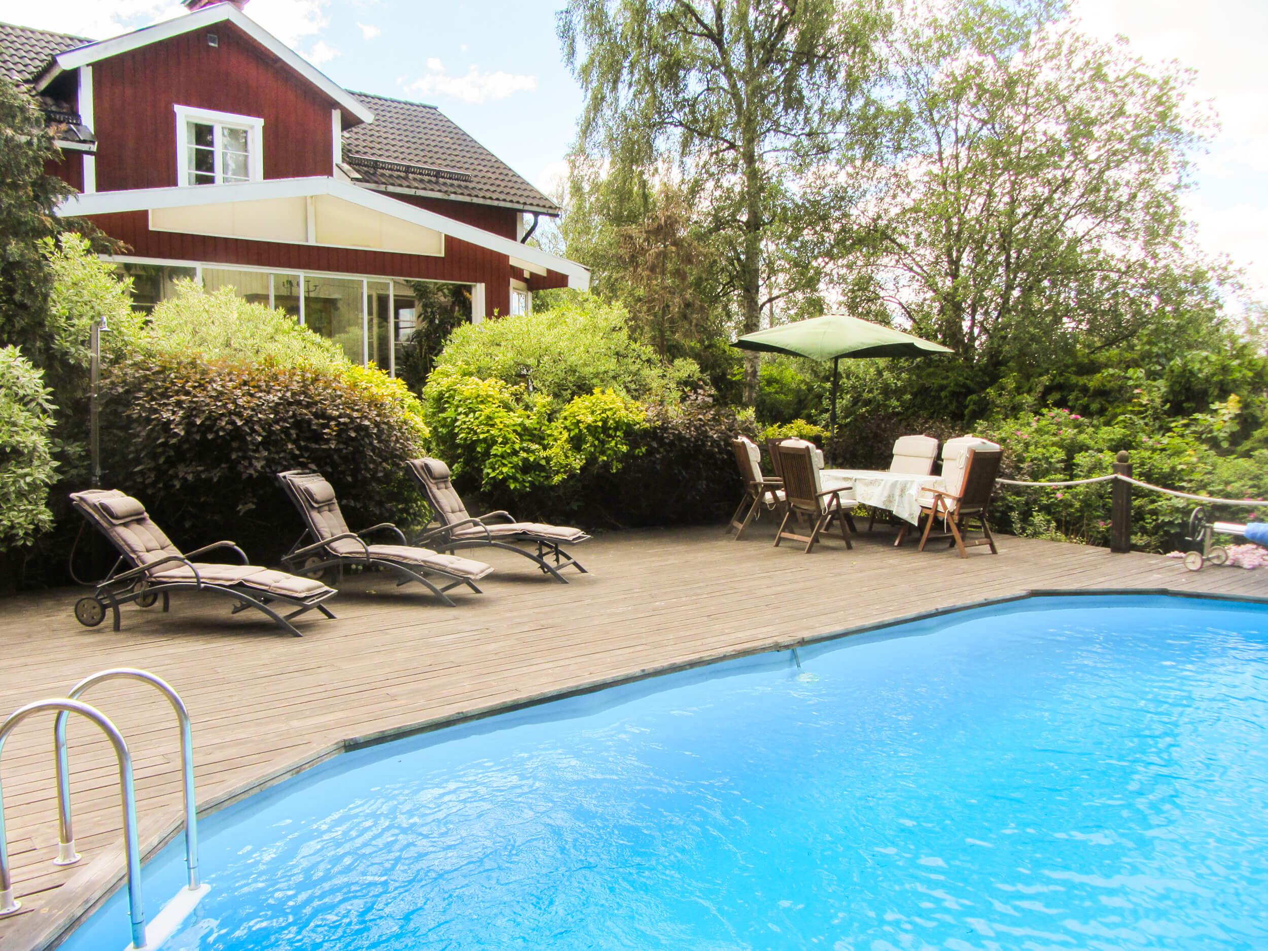 Rosenberg Gård pool