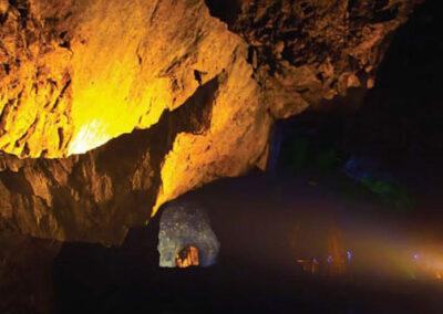Sala silvergruva bjuder på äventyr och spännande upplevelser för alla åldrar.